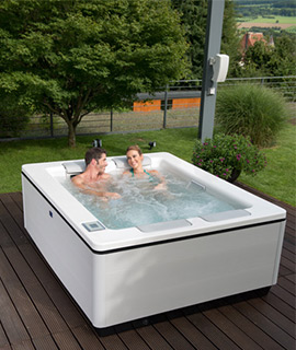 Hot tub Just Silence Compact Villeroy & Boch