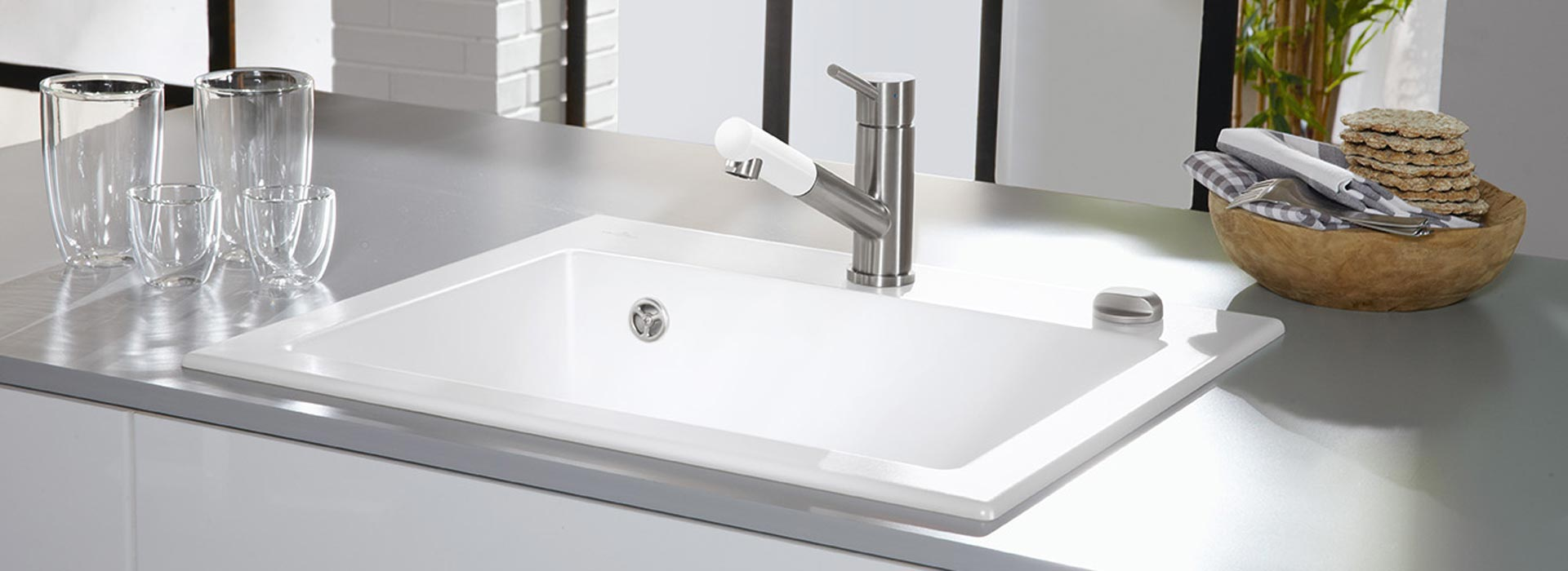 High Quality Ceramic Sink From Villeroy Amp Boch