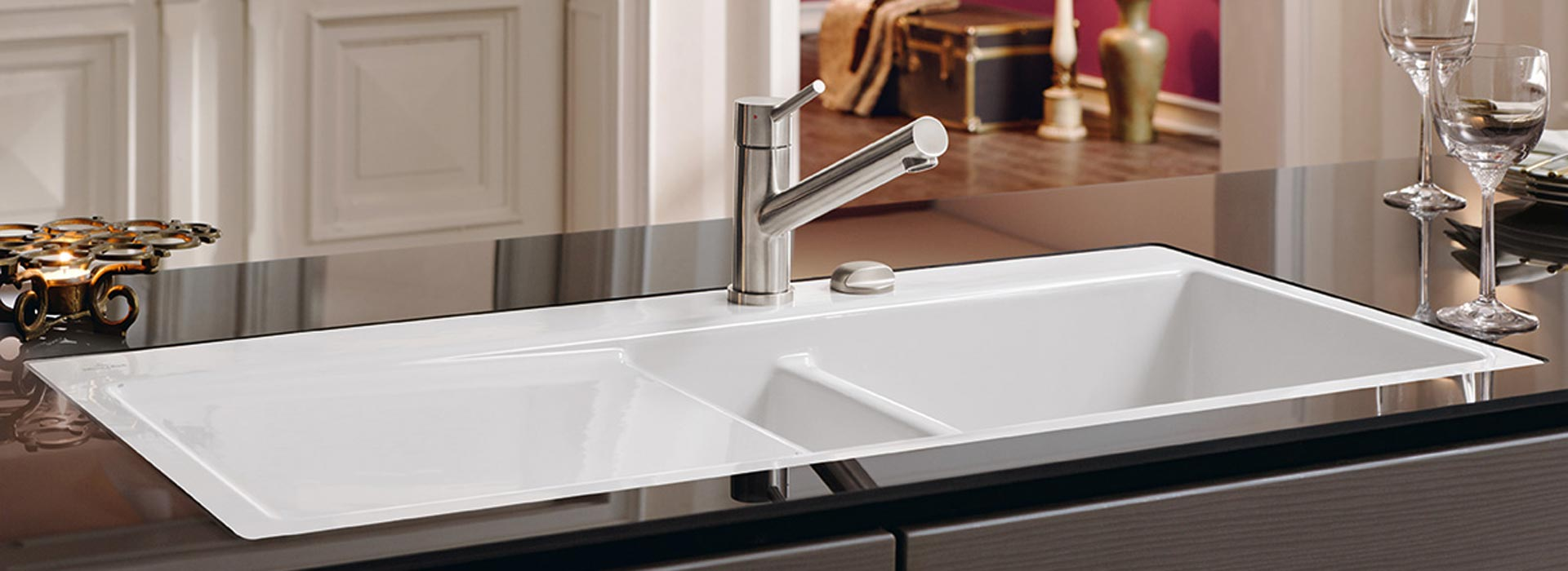 High quality ceramic sink from villeroy boch - Villeroy and bosh ...