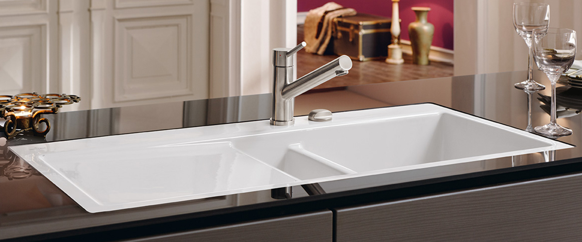 Design your kitchen with villeroy boch - Boch and villeroy ...