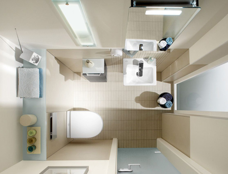 Bathroom solutions & Small bathrooms big impact