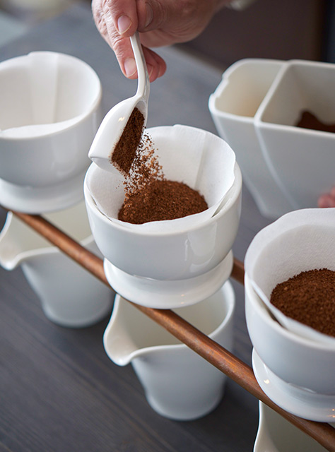 Coffee passion for Passion coffee