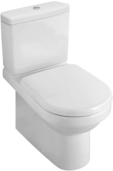 Architectura WCs  Floor standing close coupled WC suites  Toilets. Architectura Washdown WC for close coupled WC suite 568310